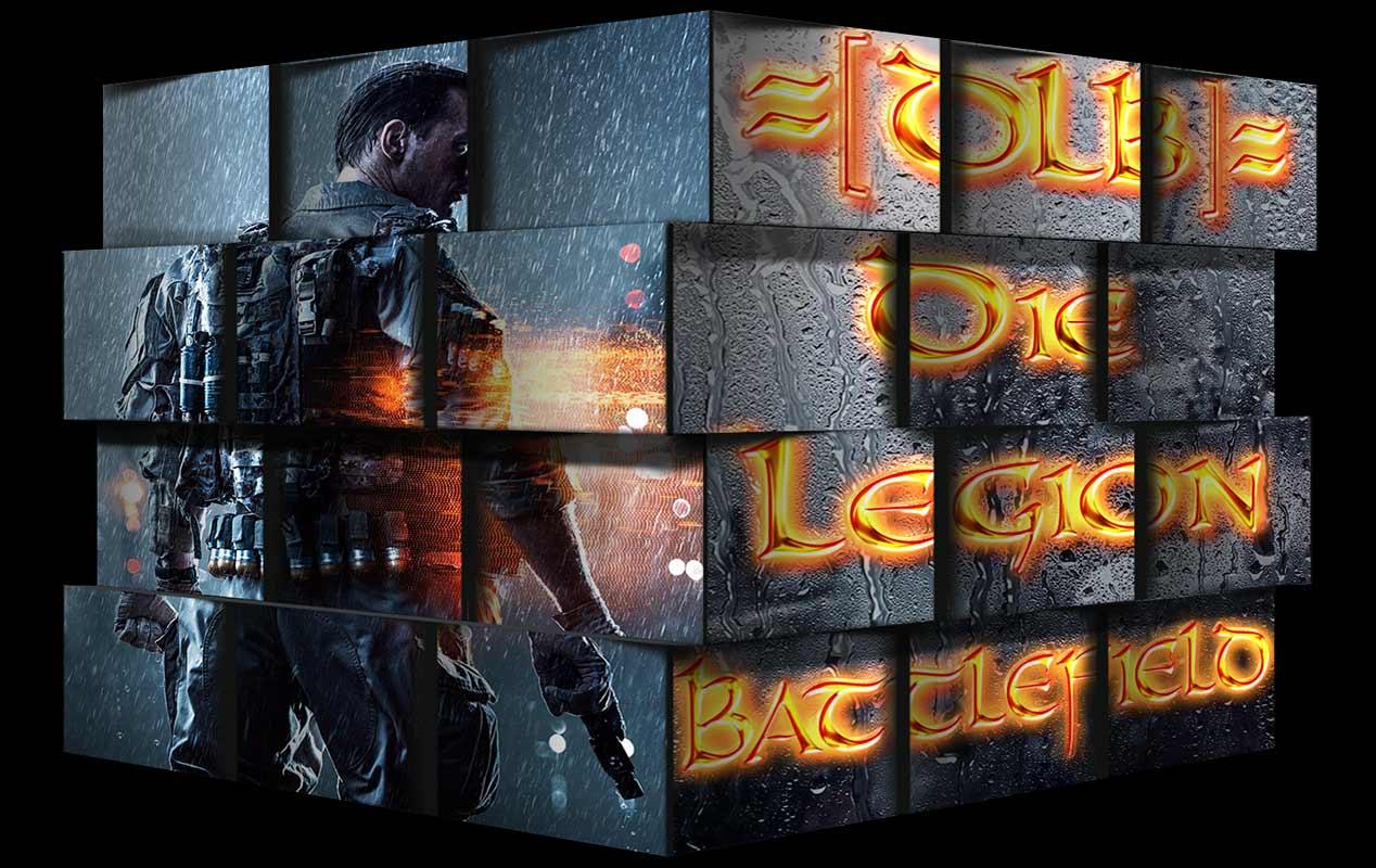 DLB - Die Legion Battlefield - Willkommens gruß
